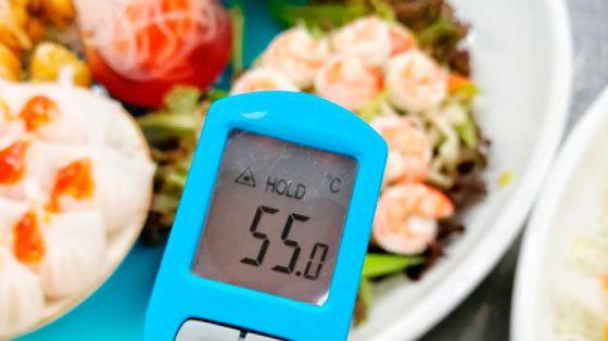 контроль еды при пищевом отравлении